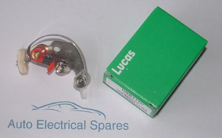 lucas DSB117C / 54421787 contact points
